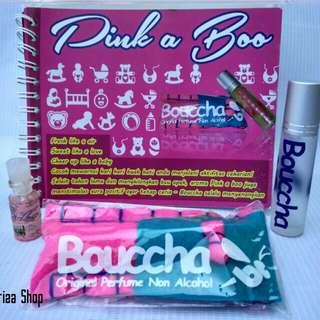 Bouccha original kids perfume non alcohol aroma Pink a Boo