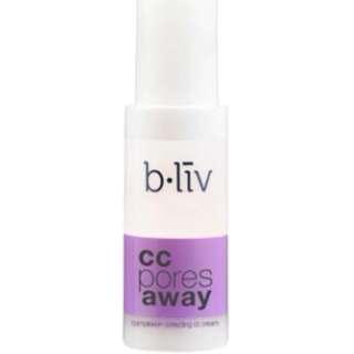 BLIV cc pores away (complexion correcting cc cream)