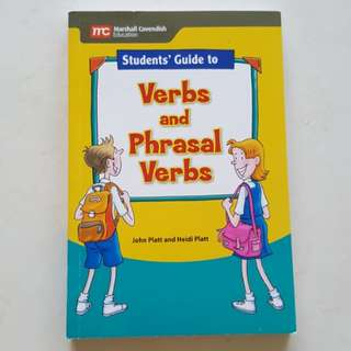 3101 NEW MC Students' Guide To Verbs And Phrasal Verbs