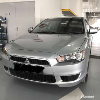 Mitsubishi Lancer Ex 1.5 For Rent! 🚙