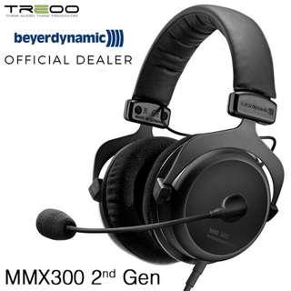 Beyerdynamic MMX300 2nd Gen Gaming Headset