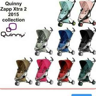 Baby Stroller Quinny zapp xtra 2.0 2015