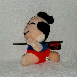 Japanese Boy Stuffed Toy