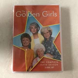 Golden Girls S5 DVD