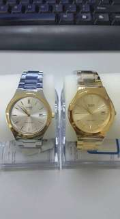 MTP1170 Gold and Two-tone CASIO AUTHENTIC WATCH