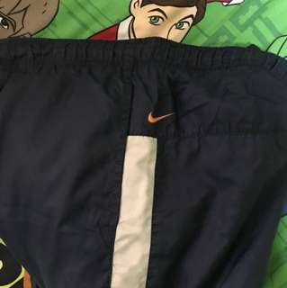 Authentic nike track pants