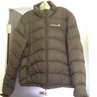 Mountain designs puffer jacket