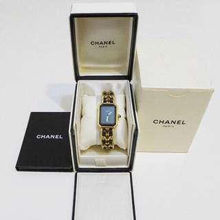 Chanel 18K黃金腕錶
