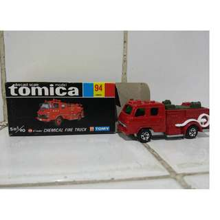 Tomica Blackbox No.94 UD Condor Chemical Fire Truck