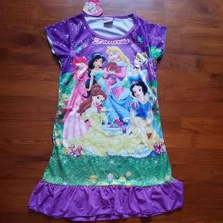 Disney Princess Dress Size L (Purple)