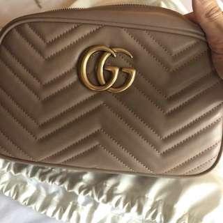 全新 Gucci GG Marmont Small size 24cm