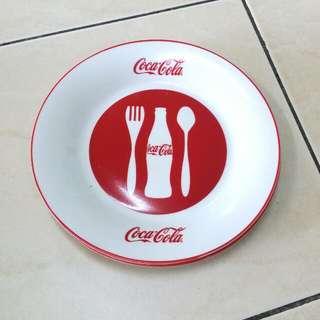 Pinggan Coke/Coca Cola