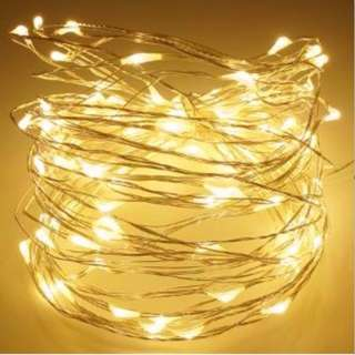 *New* WARM WHITE Fairy Lights - for Wedding / Home / Event Decorations