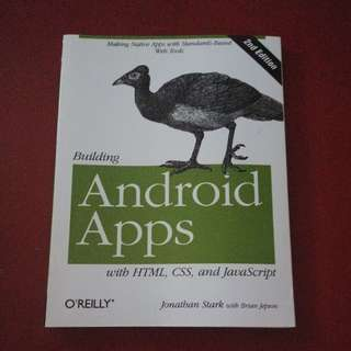 O'REILLY Building Android Apps with HTML, CSS and JavaScript