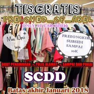 Tisgratis PRELOVED_OF_ABEL