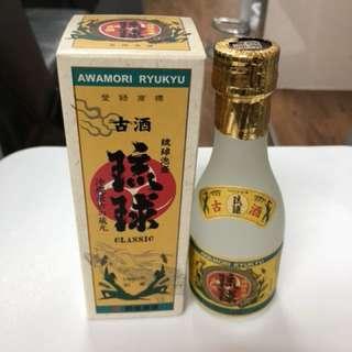 沖繩琉璃泡盛古酒