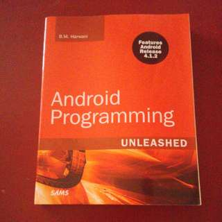 SAMS Android Programming UNLEASHED