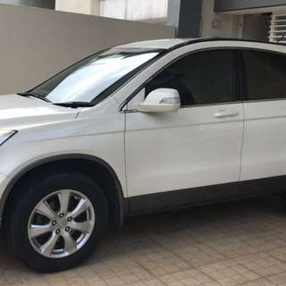 Honda CRV 2.0 AT 2012
