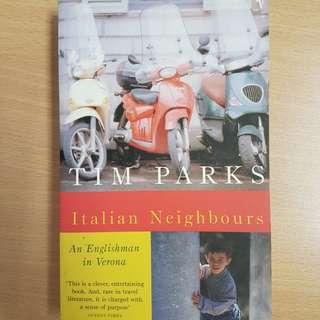 Tim Parks Italian Neighbours