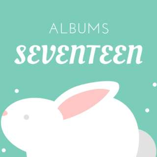 SEVENTEEN ALBUMS PRICE LIST