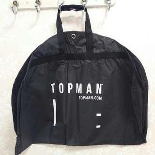 100%New Topman 西裝晚裝袋附送衣架