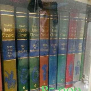 Collier's Junior Classics