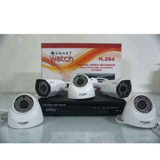 For sale Cctv package 1080p Resolution
