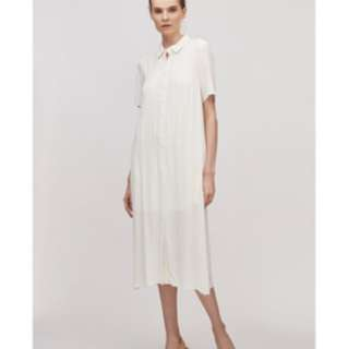 Our second nature button down midi dress XS oursecondnature osn