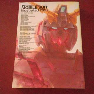 MOBILE SUIT Illustrated 2013