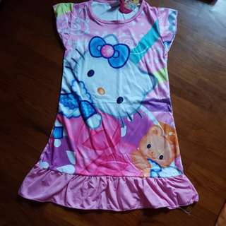 Disney Hello Kitty Size M (Pink)