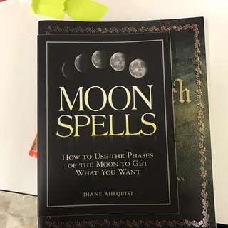 Witchcraft moon spells