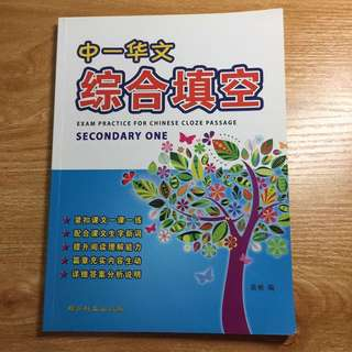 Sec 1 Exam Practice for Chinese Cloze Passage