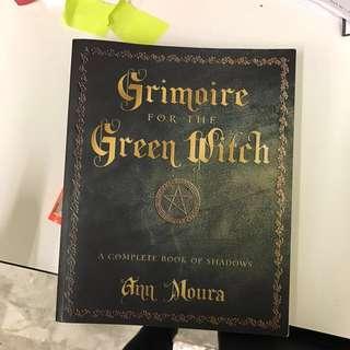 Witchcraft grimoire