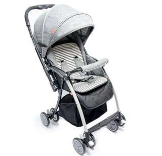 Baby only f0 reversible handle stroller