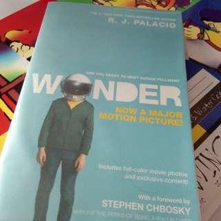 Wonders by  R.J. Palacio