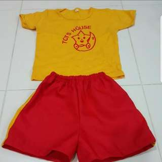 Tots House Playgroup School Uniform