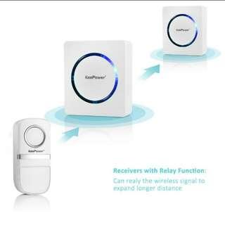 Trade/Buy - Koopower wireless waterproof doorbell (without batteries requirment)