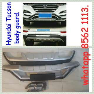 *** Hyundai Tucson body guard ( new item) ***