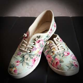Cotton On Floral Casual Shoes