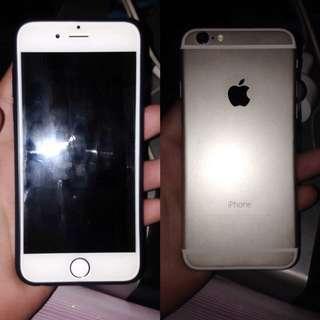 Dijual Iphone6 Plus Gold 64 Gb Mulus 97 Dan Lengkap