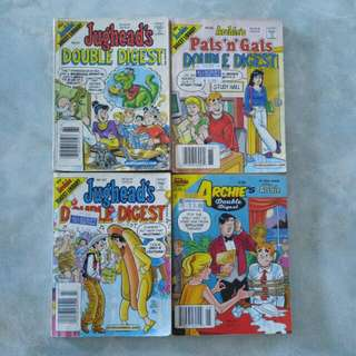 Archie's Comics (4 for $6)