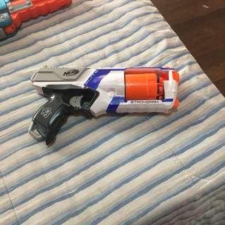Nerf small gun