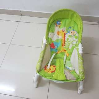 Fisher price new born to toddler rocker