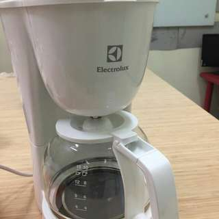 Coffee maker / pembuat kopi Electrolux