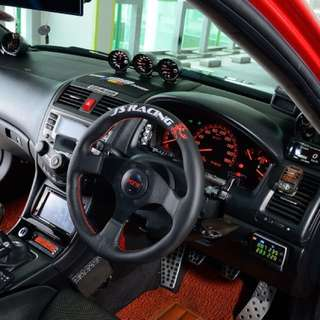 Original J's Racing Steering Wheel