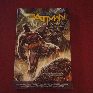 DC COMICS BATMAN ETERNAL VOL 1