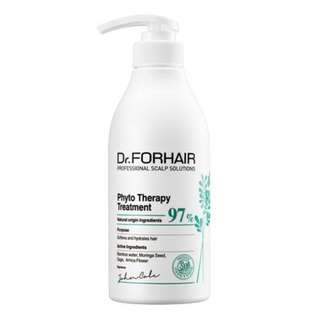 (CLEARANCE SALE) FOR Dr.FORHAIR PHYTO THERAPY TREATMENT 500ML