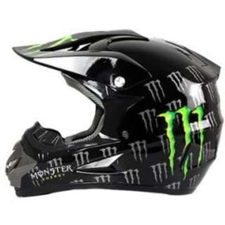 Helmet Offroad Fullface Monster Energy