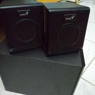 Genius speaker