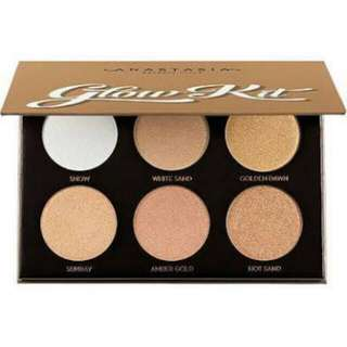 Anastasia beverly glow kit ultimate glow